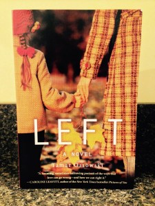 Left-Book Cover