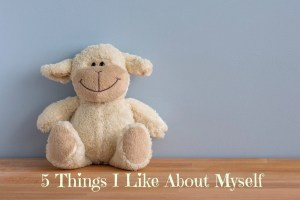 5 Things I Like About Myself