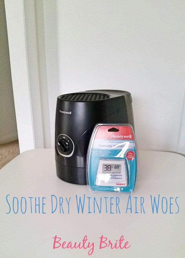Soothe Dry Winter Air Woes