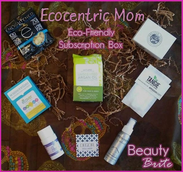 Treat Yourself to Eco-Friendly Luxuries with Ecocentric Mom