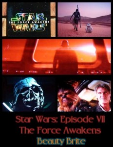 Star Wars Episode VII The Force Awakens on DVD