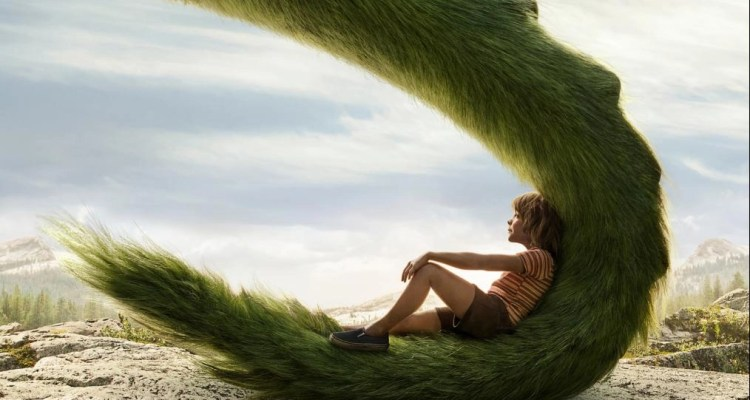 "Here's a First Look at Disney's ""Pete's Dragon"""