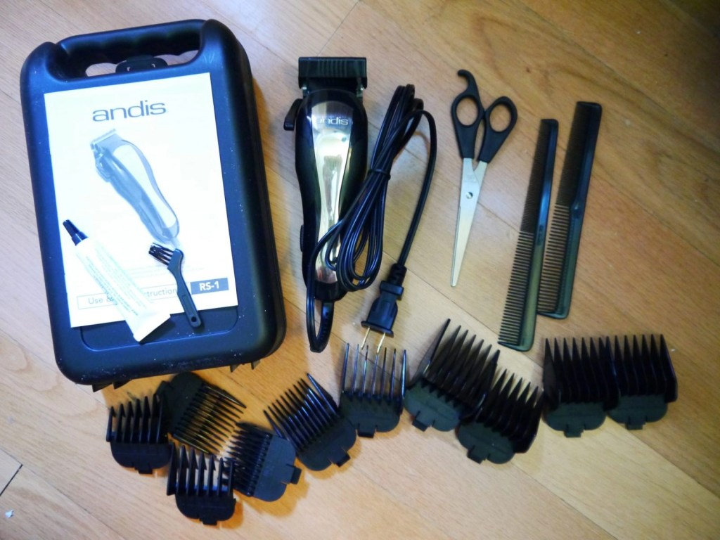 andis Headstyler at-home clippers - Andis Kit