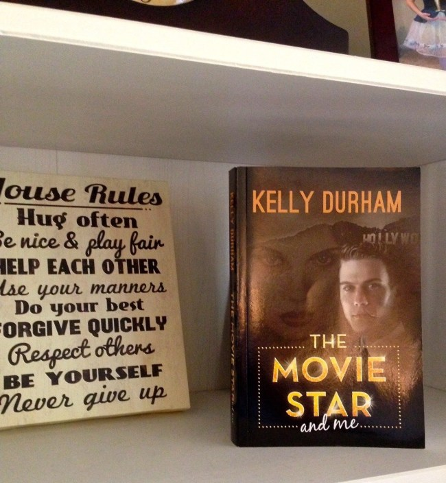 The Movie Star And Me -- The Movie Star and Me by Kelly Durham