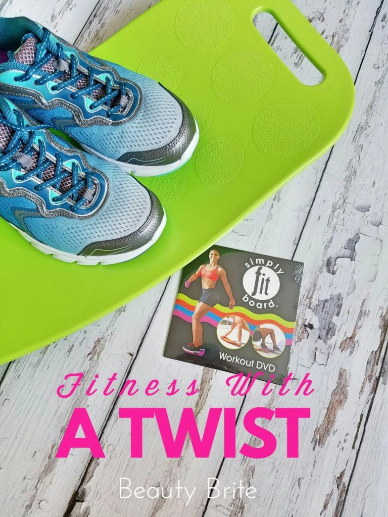 Fitness With A Twist