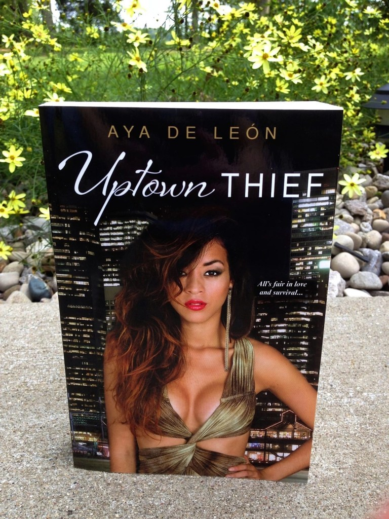 This Feminist Heist Novel Is A Must-Read - Uptown Thief by Aya de León
