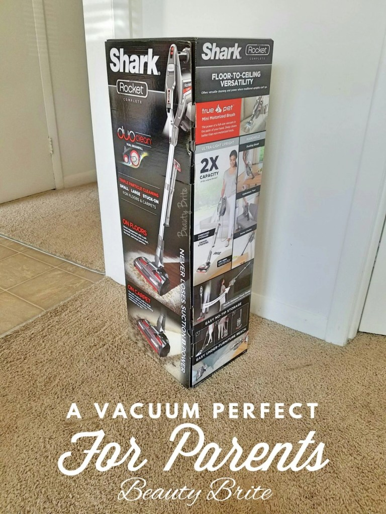 A Vacuum Perfect For Parents
