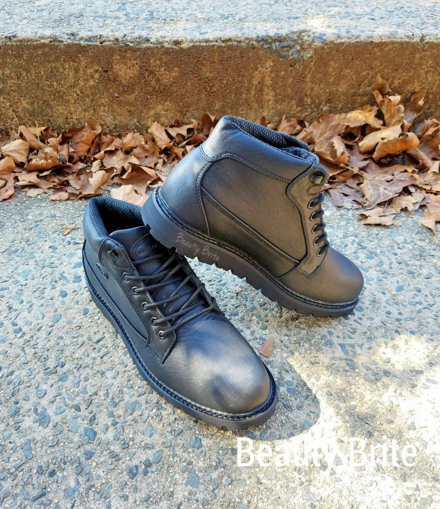 Lugz Gravel Boots side view
