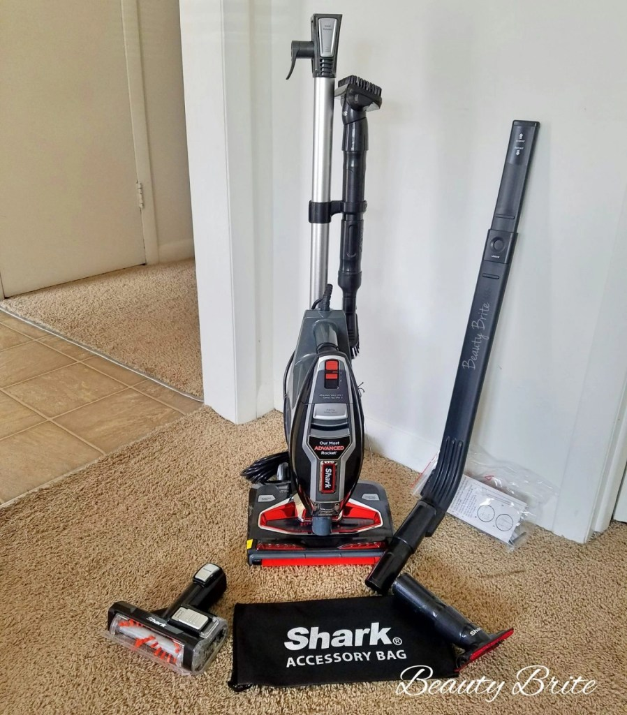 Shark® Rocket Complete with DuoClean™ Technology