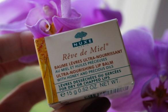 NUXE Rêve de Miel Ultra Nourishing Lip Balm