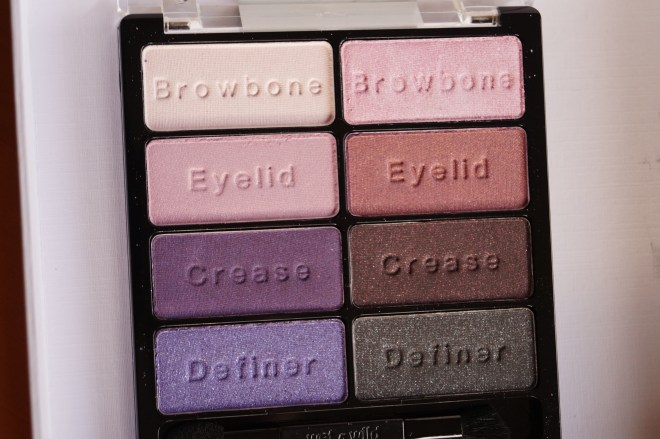 Wet´n Wild Color Icon Eyeshadow palette