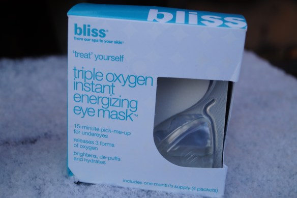 Bliss Triple Oxygen Instant Energizing E