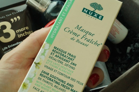 NUXE Soothing and Rehydrating Fresh Mask