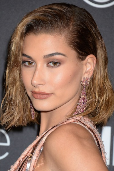 Hailey Baldwin, Before and After - Beautyeditor