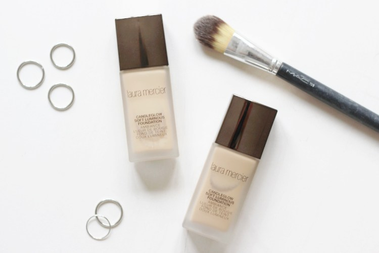 New in: Laura Mercier Candleglow Foundation.