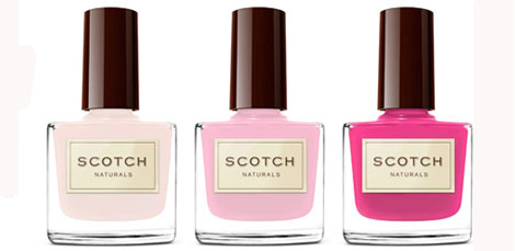 Manicure-scotch-natural-nail-polish-pink-hues