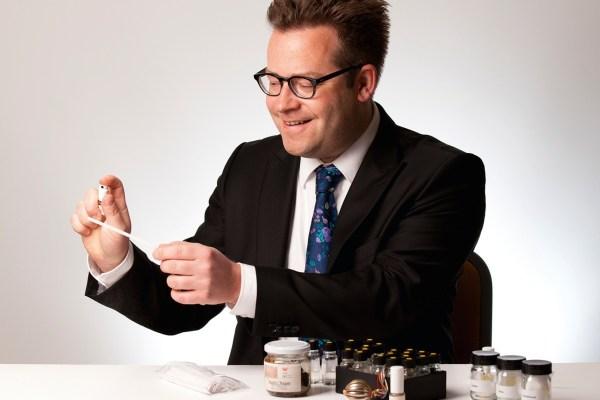 Jörg Zimmermann -Parfümeur/Entwicklung Kosmetik-