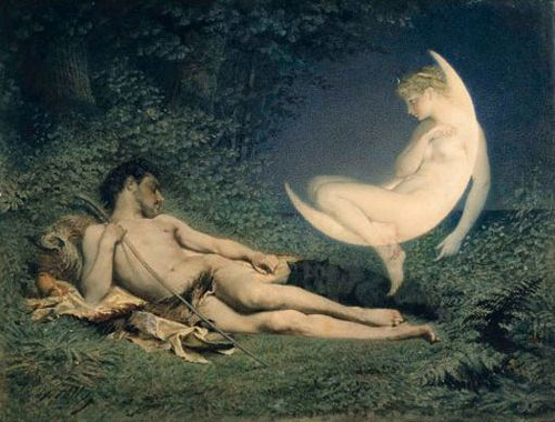 Selene-and-Endymion