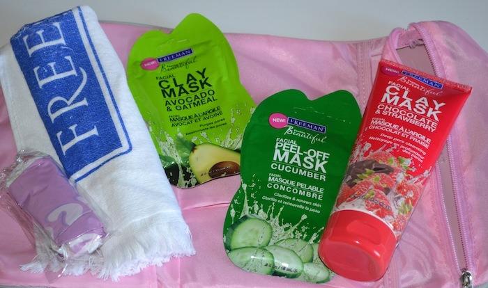 Freeman beauty kit giveaway