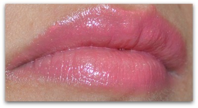 Maybelline Color whisper lipstick - Pin Up peach swatch
