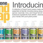 Natural & Affordable – New EveryOne Hand Soaps for clean, healthy hands