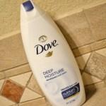 Banish Dry Skin this Winter with Dove Deep Moisture Nourishing Body Wash