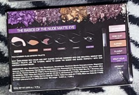 Studio Gear Plum Shimmer Box Back