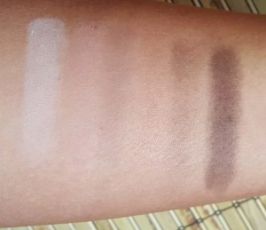 Studio Gear Warm Nude Swatches