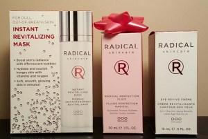Radical Skincare holiday
