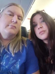 us on plane