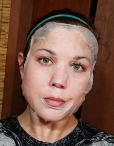 La Fresh mask