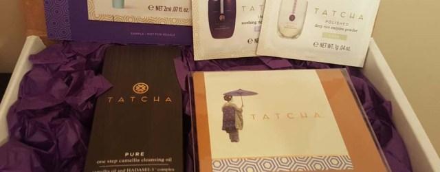 Tatcha Camellia Oil Order 4