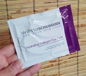 Wilma Schumann Eye Pads 1