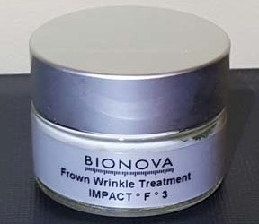 Bionova Frown Wrinkle Treatment 3