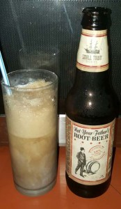 Not Your Fathers Root Beer Float 1