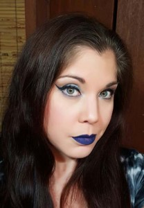 blue lips and eyes 2