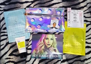 July 2016 Ipsy Glam Bag