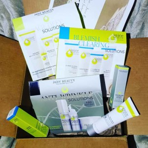 Juice Beauty Travel Kits