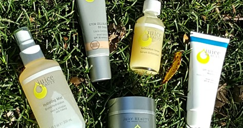 Juice Beauty skincare