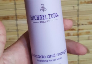 Michael Todd Avocado and Mango Mask 2