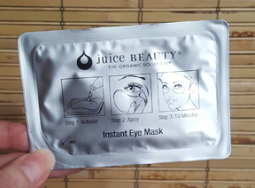 Juice Beauty Algae Eye Mask 2
