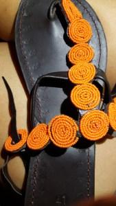 Harkiss Designs Gladiator Sandals 7