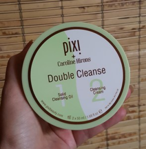 Pixi Double Cleanse 1