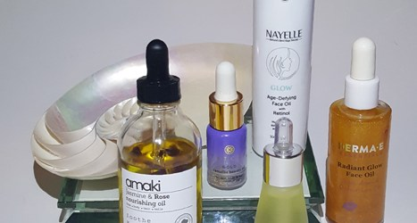 Favorite Facial Oils