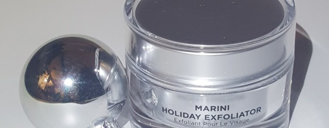 Marini Holiday Exfoliator 3