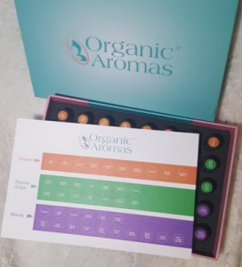 Organic Aromas Discovery Collection 2