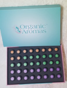 Organic Aromas Discovery Collection 3