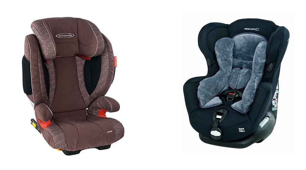 Outlet de sillas de coche para ni os storchenm hle solar seatfix y b b confort iseos neo - Silla ninos coche ...