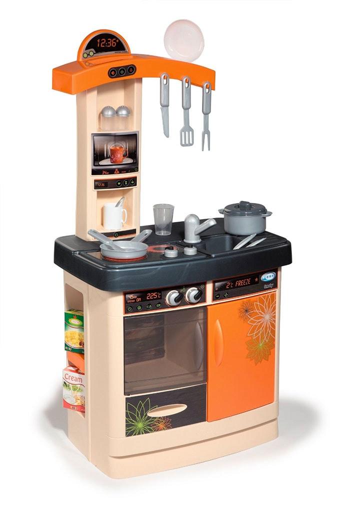Una cocina de juguete por menos de 30 euros smoby - Mini cucina per bambini ...