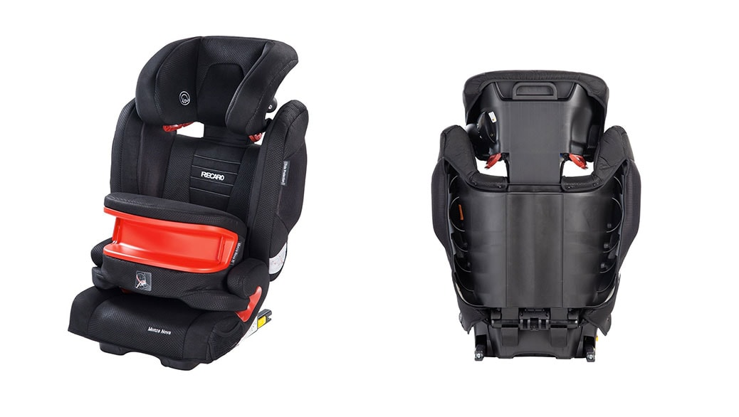 Recaro monza nova is opini n y an lisis silla de coche beb s embarazo maternidad - Protector coche silla bebe ...